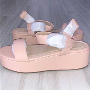 fc67f339f1e7 ASOS Toucan Wedge Sandals